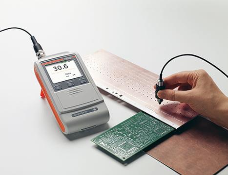 膜厚測定の原理