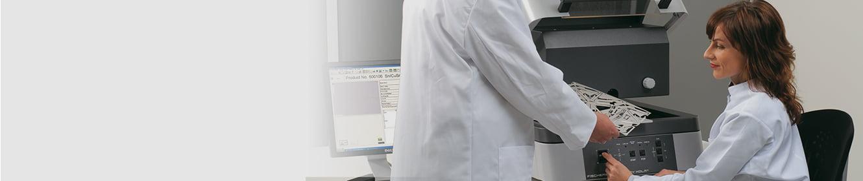 蛍光X線膜厚測定の原理